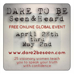 Dare 2 Be Seen